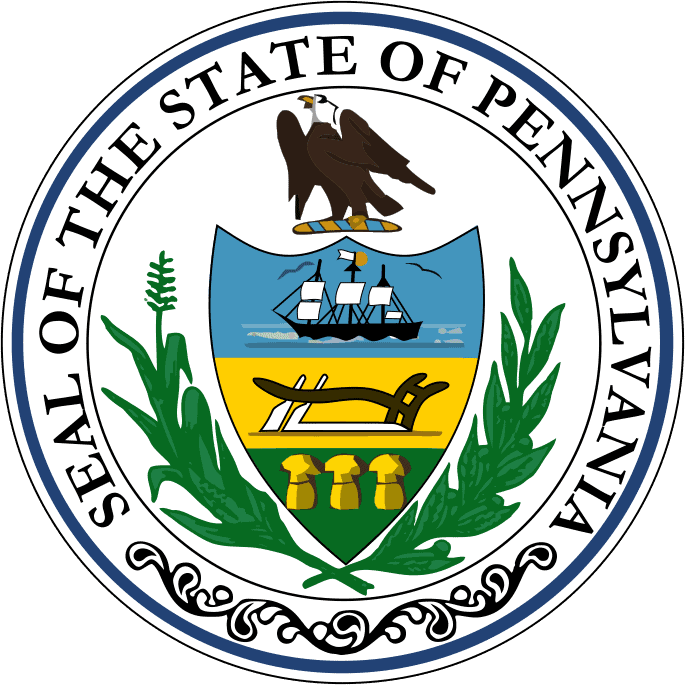 NEW JERSEY PUBLIC ADJUSTER STATE SEAL