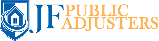 JF public Adjusters Logo