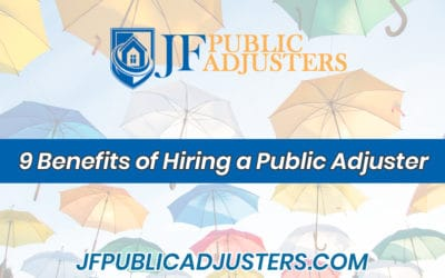 9 Benefits of Hiring a Public Adjuster